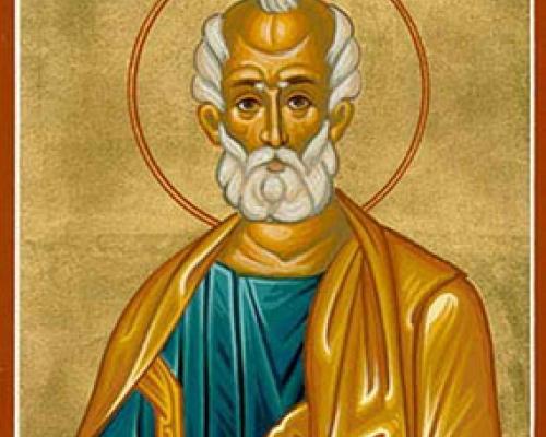 Апостол Симон Зилот - житие и молитвы | Записки Елицы